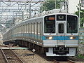 Rapid Express of Odakyu Electric Railway.JPG