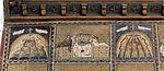 Ravenna, sant'apollinare nuovo, int., storie cristologiche, epoca di teodorico 09.JPG