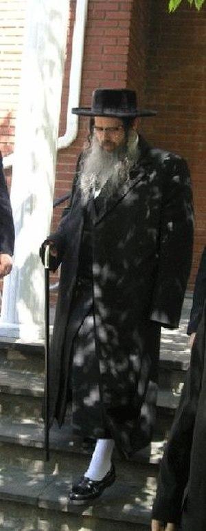 Satmar (Hasidic dynasty) - Zalman Teitelbaum