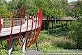 Recklinghausen - Halde Hoheward - Drachenbrücke 04 ies.jpg