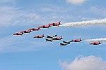 Red Arrows - RIAT 2007 (3089183518).jpg