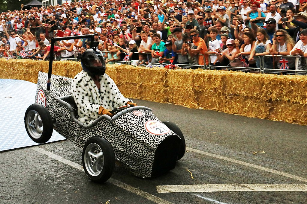 Red Bull Soap Box Car Race