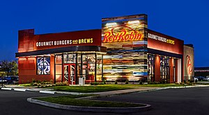 Red Robin - Red Robin Restaurant Exterior 2015