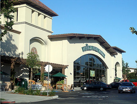 Whole Foods Market suburban store in Redwood City, California Redwood City Whole Foods.jpg