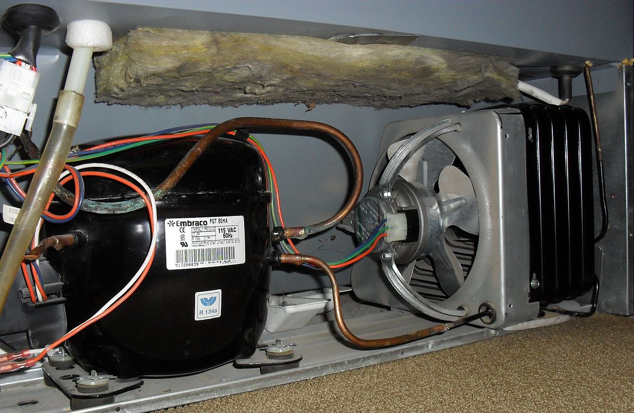 Filerefrigeration Comp And Coil Wikimedia Commons General Electric Freezer Wiring Diagram