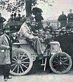 René de Knyff, vainqueur du Critérium des Entraîneurs 1898 sur Panhard 6 hp (à Bordeaux).jpg