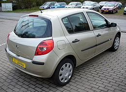 Renault Clio III - Wikipedia
