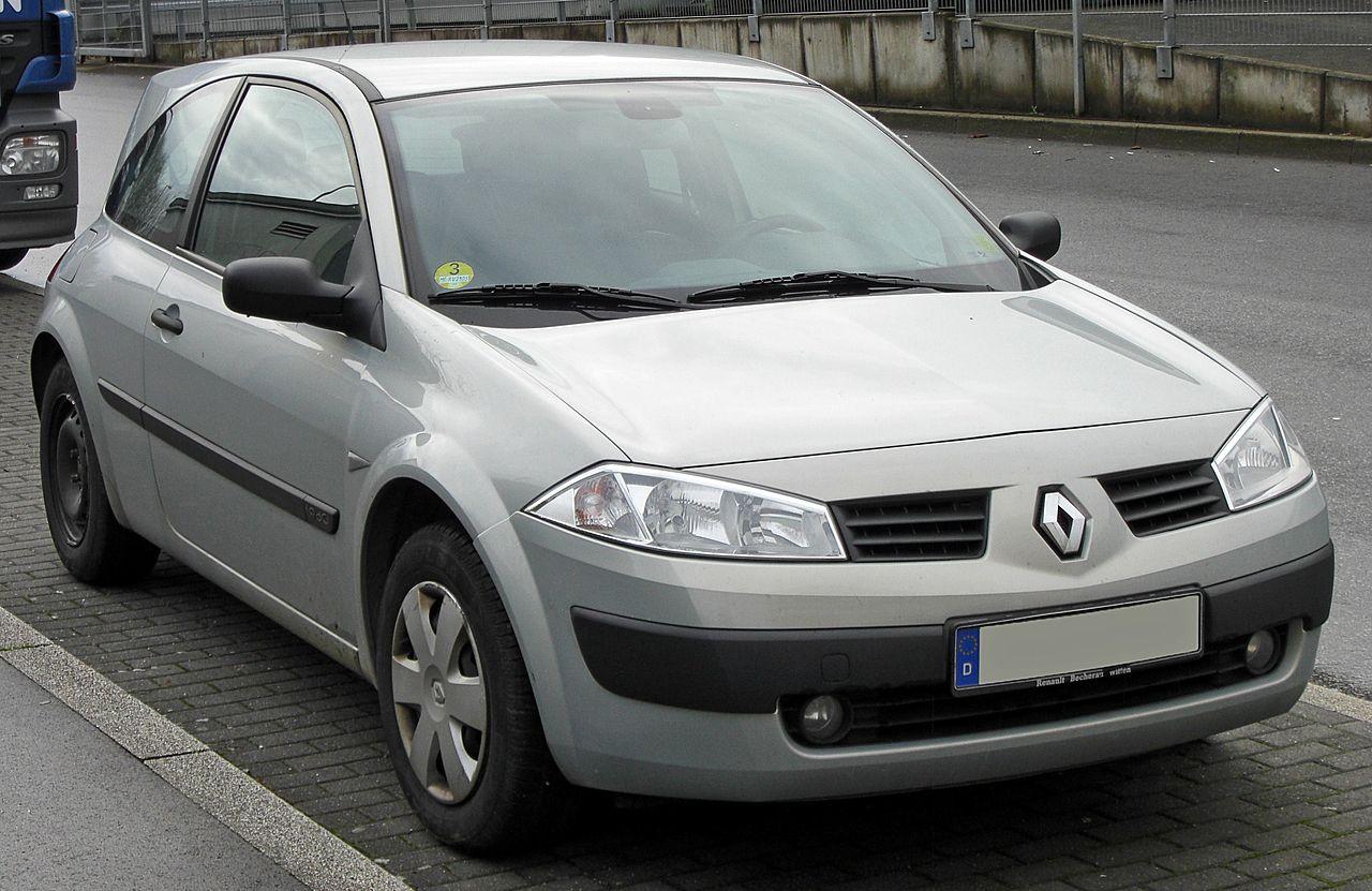 File:Renault Mégane II Facelift front 20091206 jpg - Wikimedia Commons