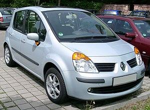 Mini MPV - Renault Modus