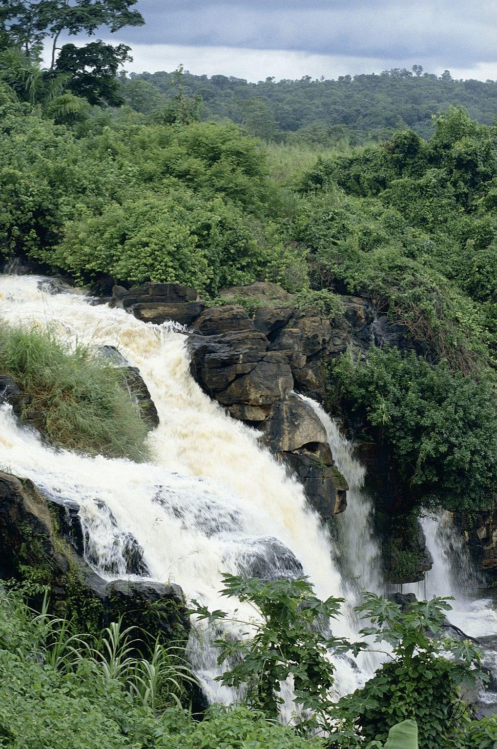 Republique Centrafricaine - Boali - Chutes de Boali