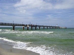 Seebrücke Rerik