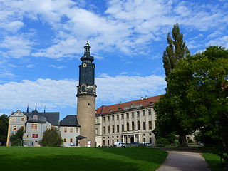 Classical Weimar (World Heritage Site)