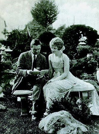 Alice Terry - Image: Rex Ingram & Alice Terry Mar 1922 Photoplay