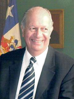 Ricardo Lagos politician from Chile
