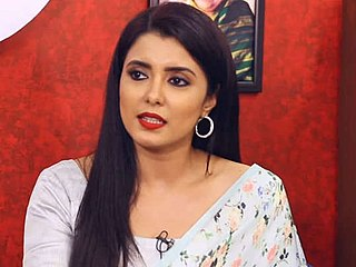 Richa Soni Indian television actress