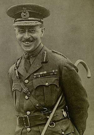 Richard Ernest William Turner - Lieutenant General Sir Richard Turner, c.1917