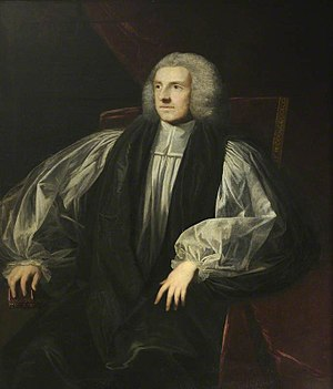 Richard Robinson, 1st Baron Rokeby - Lord Rokeby by Sir Joshua Reynolds