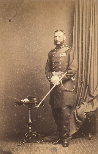 Commander of the Canadian Army - Image: Richard Luard
