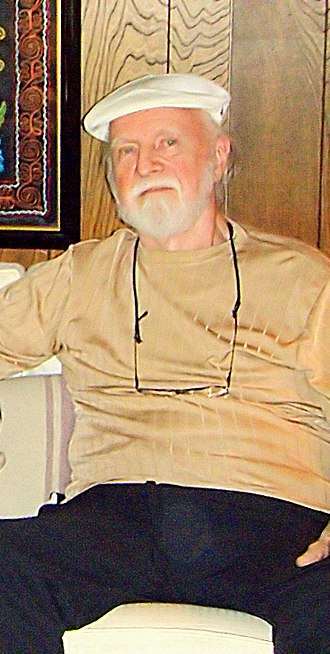 Richard Matheson - Matheson in 2008
