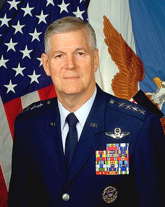 Richard Myers - General Richard Myers in 2002