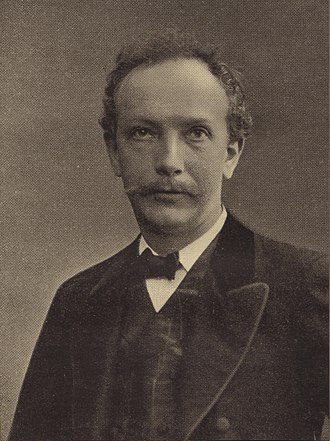 An Alpine Symphony - Image: Richard Strauss 1864 1949