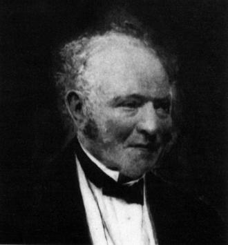 Richard Turner (iron-founder) - Richard Turner, portrait