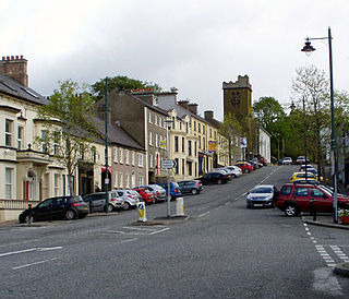 Richhill, County Armagh Human settlement in Northern Ireland