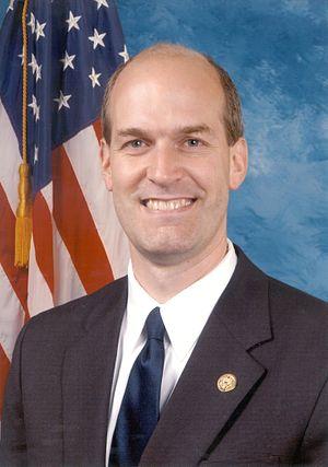 Washington's congressional districts - Image: Rick Larsen, official photo portrait color