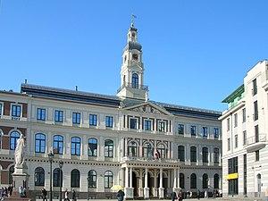 Riga - City Hall