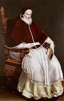 Pio V ritratto da Scipione Pulzone