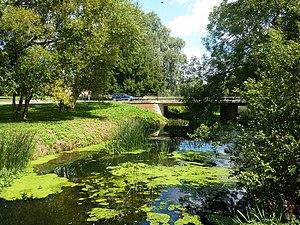 River Brett - River Brett at Hadleigh