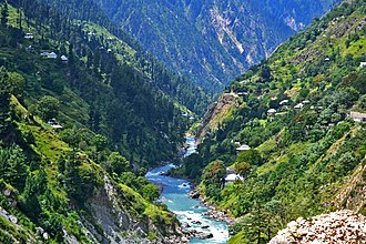 Kunhar River - The river in northern Pakistan