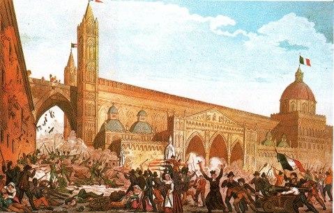 Rivolta di Palermo 1848