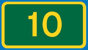 Highway 10 (Iraq) - Image: Road 10 HKJ