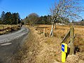 Road at Kinnaderry - geograph.org.uk - 1749350.jpg