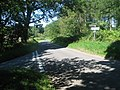 Road junction at Foresters' Oaks - geograph.org.uk - 539730.jpg