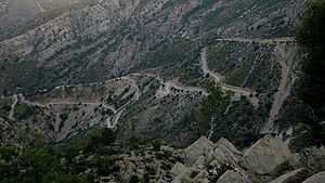 Ziarat - 4X4 Road to Dumiara waterfall
