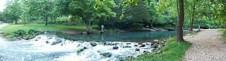 Roaring River State Park - Image: Roaring River State Park