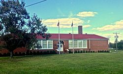 Robert Russa Moton High School, Farmville, VA.JPG