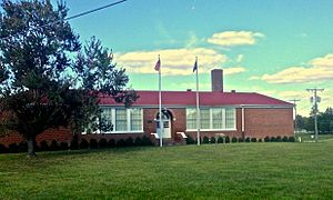 Farmville, Virginia - Robert Russa Moton High School, Farmville, VA