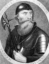 Robert the Bruce stipple engraving
