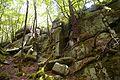 Rocher sur le site des gorges de Korong.jpg