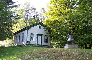 Rock Valley School United States historic place
