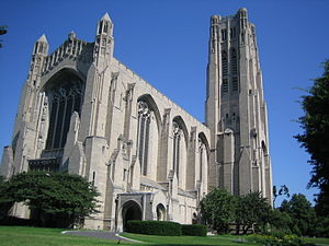 Laurens Shull - Shull's image in his doughboy uniform was sculpted into the Rockefeller Chapel at the University of Chicago.
