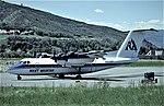 Rocky Mountain Airways Dash 7 at the Avon STOLport.jpg