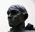 Rodin Museum-Burghers of Calais detail 01.JPG
