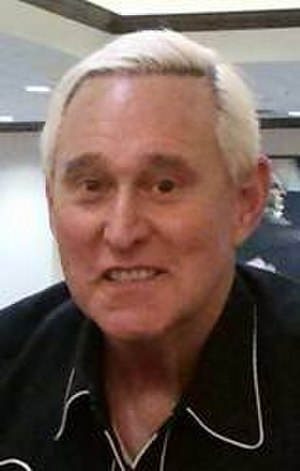 Roger Stone - Image: Roger Stone (14122466154) (cropped)