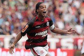 Clube de Regatas do Flamengo–Clube Atlético Mineiro rivalry - Image: Ronaldinho Gaúcho