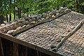 Roof construction detail, Hida Folk Village, May 2017.jpg