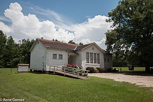 National Register of Historic Places listings in DeSoto Parish, Louisiana